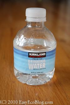 Bottled Water Kirkland Bottled Water Easy Eco Blog