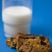 35/365 - Cookie & Milk