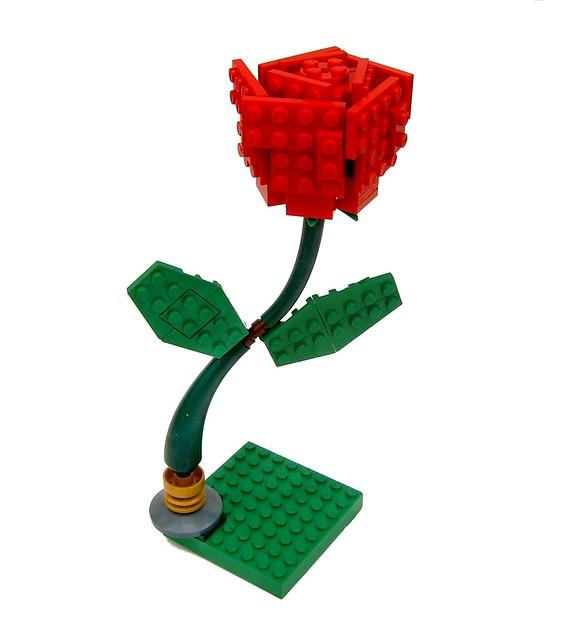 Lego Plant Flickr