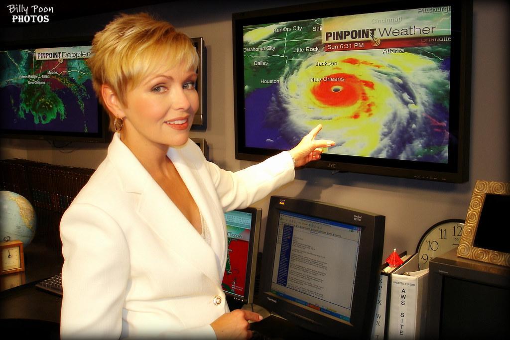 Samantha Mohr Hln The Weather Channel Kpix Kpix Chief
