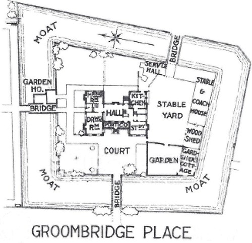 Groombridge Floor Plan Thom Waller Flickr