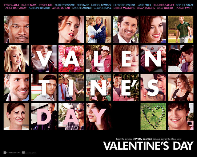 Valentine S Day Movie Poster Awesome Movie Chrestella Flickr