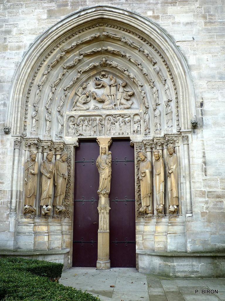 basilique de st denis porte des valois philippe 28 flickr