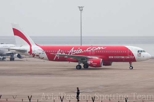 Airbus A320 AirAsia 9M-AFI MSN 2842 | by Guillaume Besnard Aviation Photography