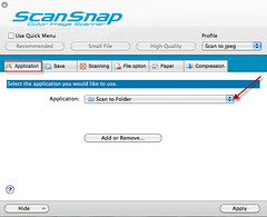 How to scan to JPEG with ScanSnap | by ScanSnap