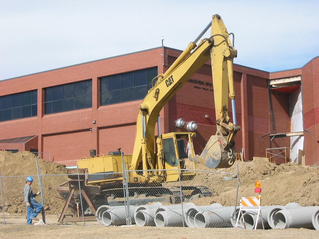 Rangeview High School Construction | Kelly Michals | Flickr