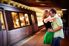 A Metro Engagement | by www.terradawn.com