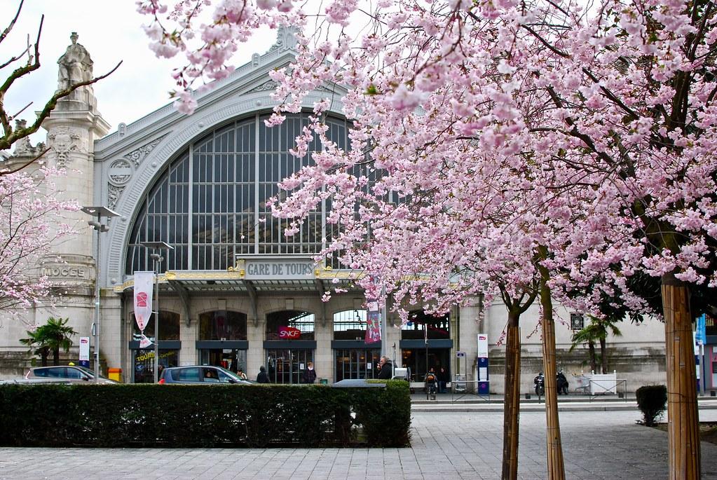 Gare De Tours France
