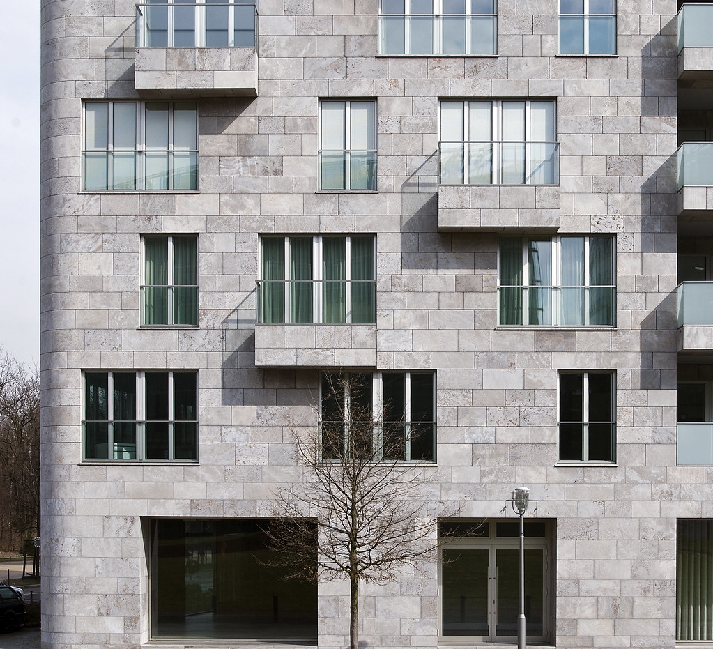david chipperfield berlin the park residential. Black Bedroom Furniture Sets. Home Design Ideas