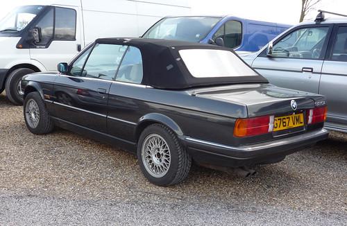 I Convertible >> 1990 BMW 320i Cabriolet | Spottedlaurel | Flickr