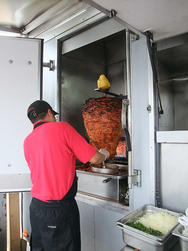 Spit Roasted Al Pastor from Los Guachos | by swampkitty