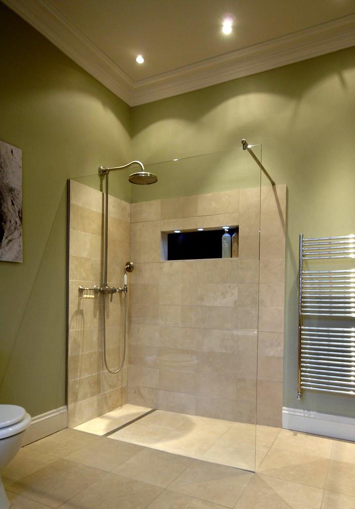 Wet Room Design: Specification: Floating, Solid Walnut