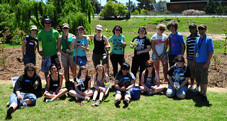 Fisher's Gig Carbon Neutral Tree planting Nov 09 | by Campbelltown City Council