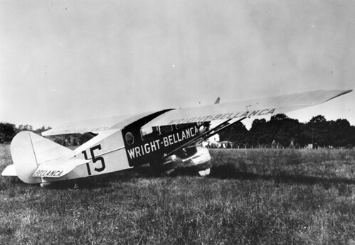 Bellanca : WB-1 : Wright-Bellanca | by San Diego Air & Space Museum Archives