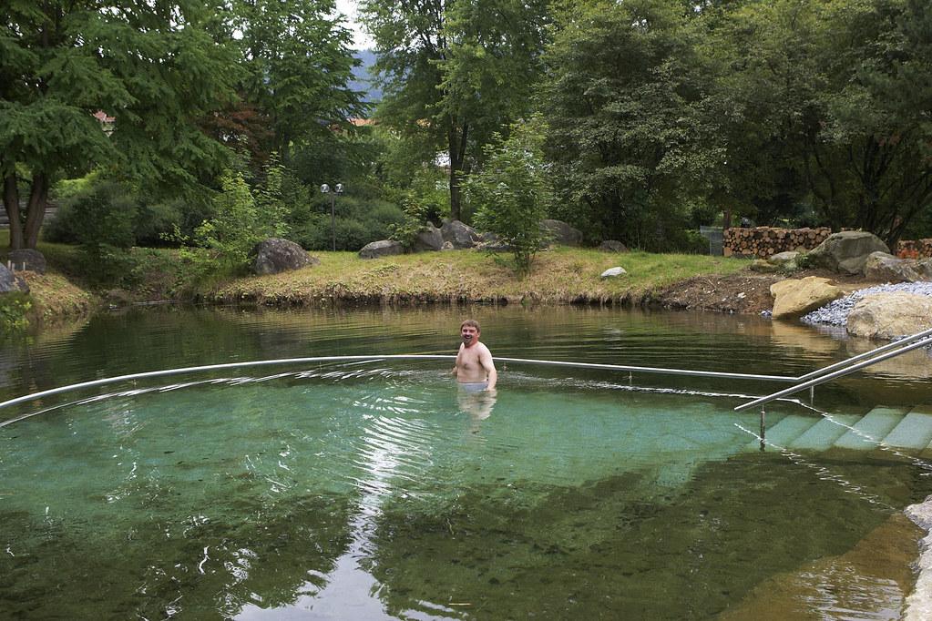 Bodenmais Silberbergbad Naturbecken Bodenmais Ferienort Nr 1