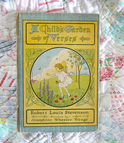 Vintage Children 39 S Book The Cover On This One Is So Pretty Flickr