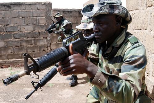 Flintlock 10 - Senegalese and Malian soldiers train with U.S. special forces in Mali - May 2010 | by US Army Africa