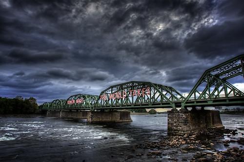 Trenton Makes The World Takes The Famous Metal Bridge In