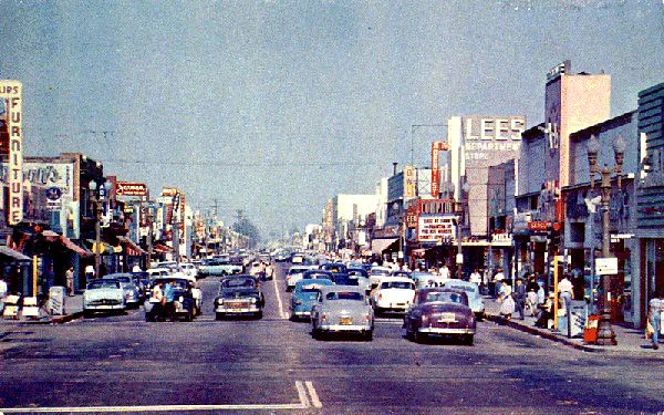 50 S 60 S Compton Ca Mayberry Nostalgia Remember This