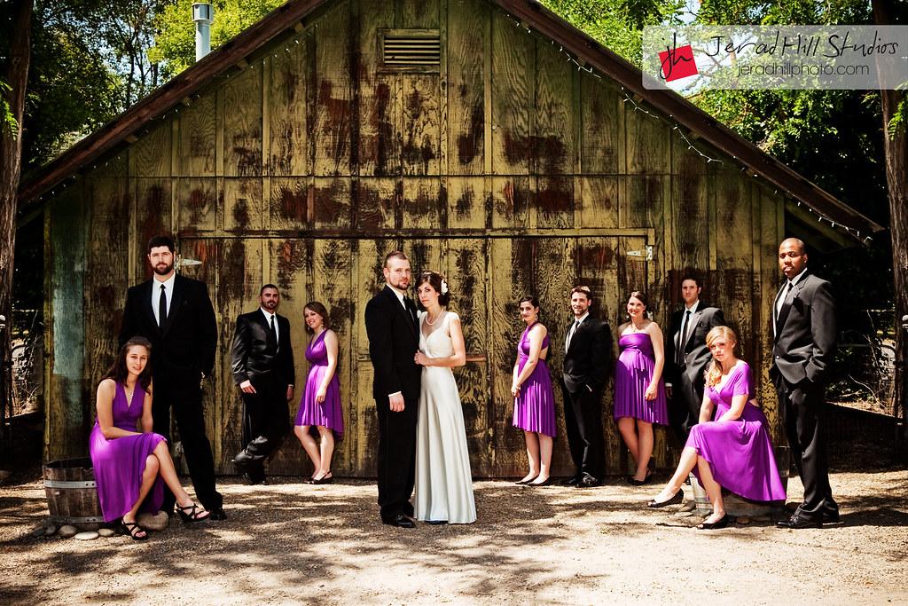 michael amp jamie wedding party knights ferry wedding flickr
