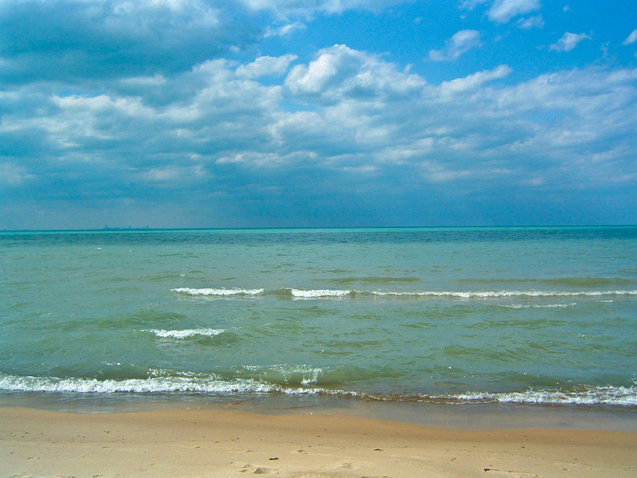 Miller Beach National Lakeshore Indiana | Miller beach ...