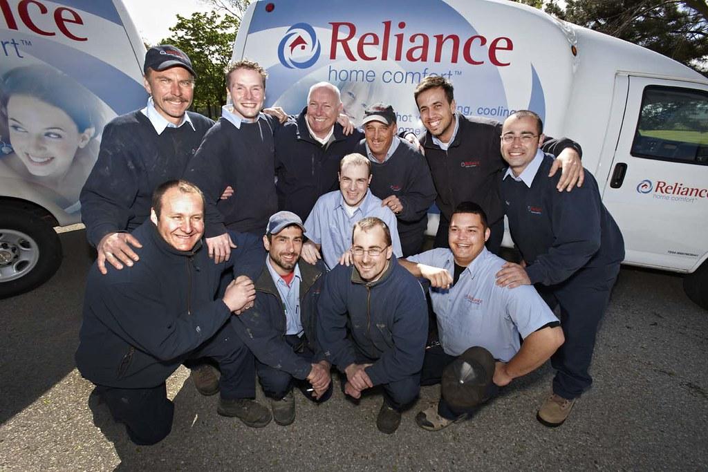 Reliance Home Comfort Burlington Ontario