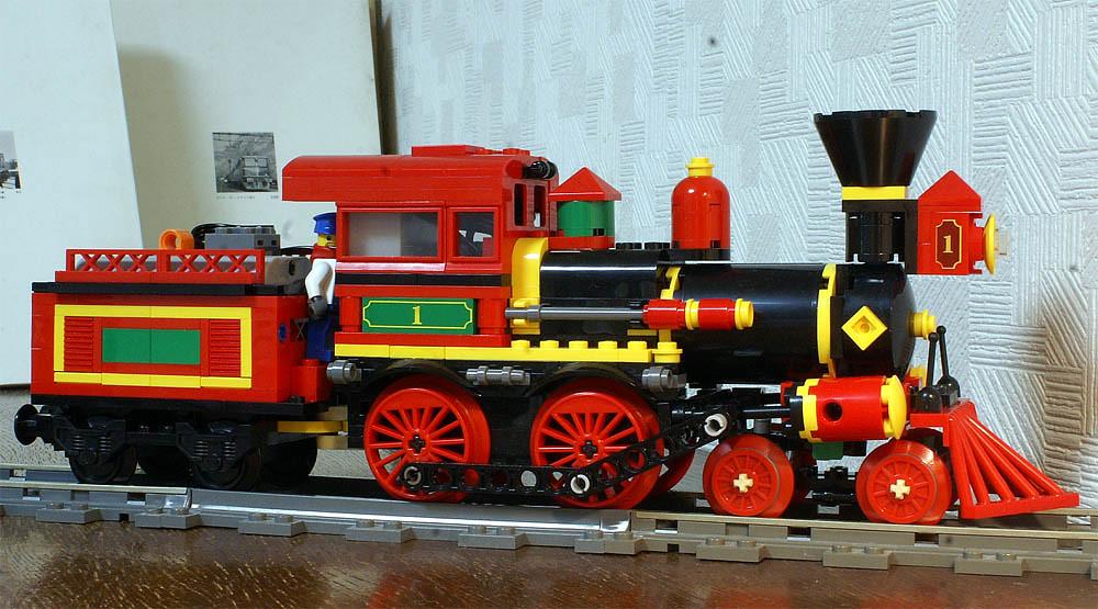 New Toy Story 3 Train : Sekiyamalego flickr