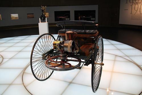 la salle m1 la premi re voiture essence brevet au monde flickr. Black Bedroom Furniture Sets. Home Design Ideas
