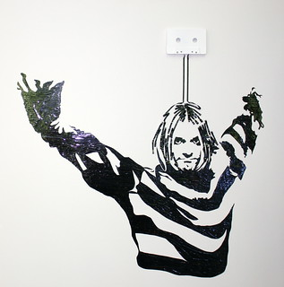 Ghost in the Machine- Kurt Cobain | by iri5