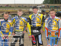 Rye House Cobras team