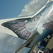 """Giving new meaning to the term """"tail fin"""""""