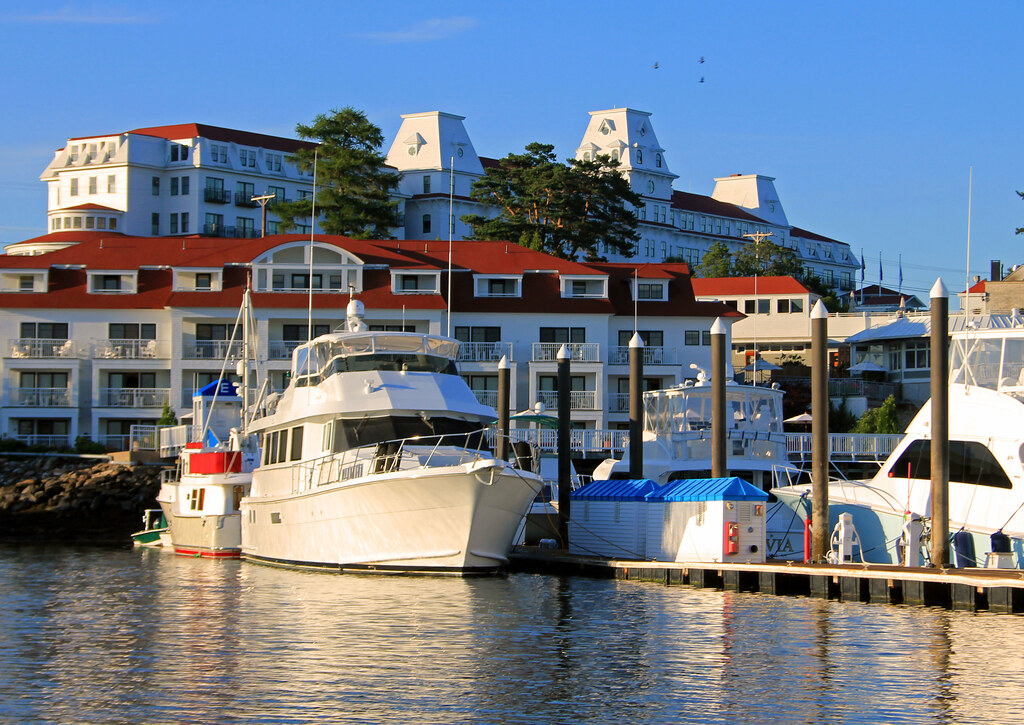 Wentworth By The Sea Hotel And Marina The Wentworth By