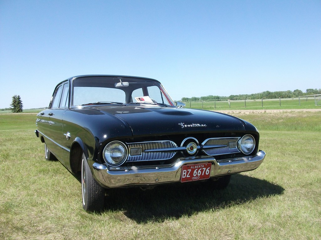 1960 Frontenac Very Rare Canadian 1960 Frontenac One