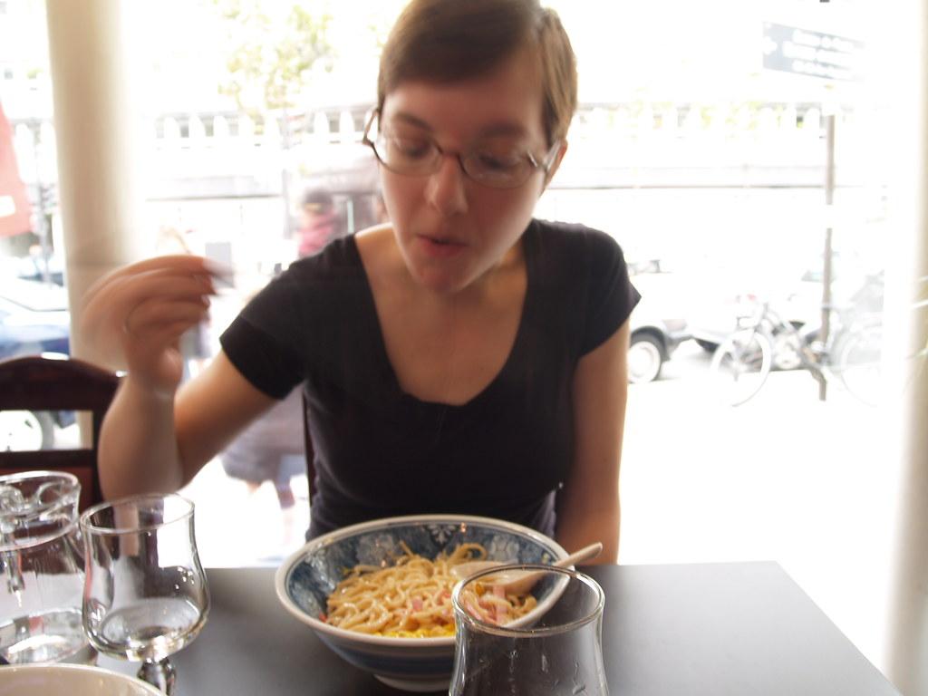 Ramen Is Fast Food Noodle