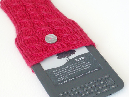 kindle sleeve 3 | by haramisdesigns