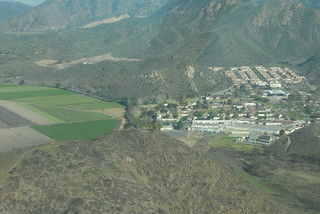 Campus View from a Plane | by California State University Channel Islands