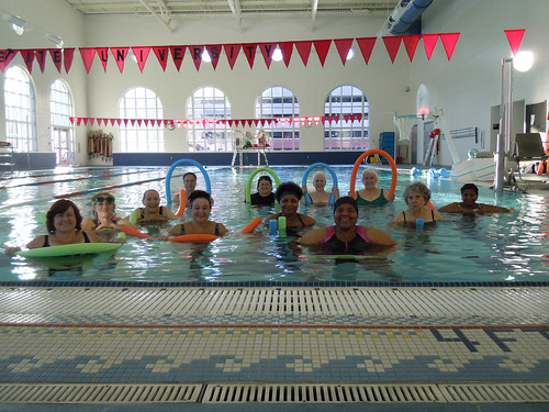 Water Aerobics Class | by Old Shoe Woman
