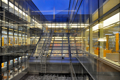 San Jose State University Sjsu Mlk Library