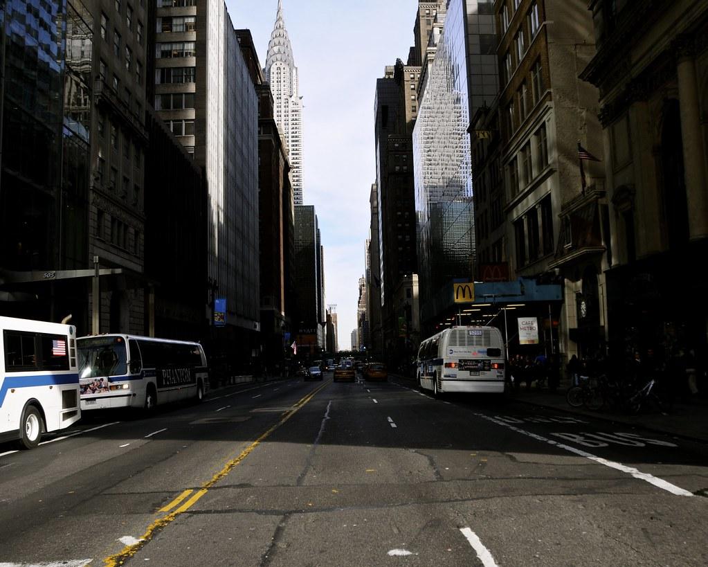 42nd Street Manhattan @ New York | redeyesatdawn | Flickr