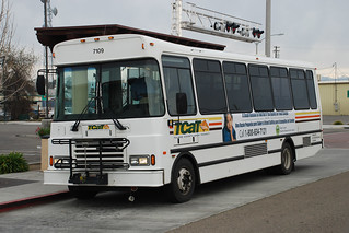 TCAT Bus | by So Cal Metro