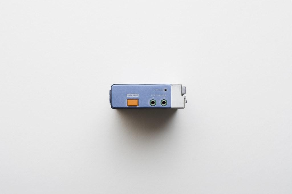 Sony Walkman TPS-L2 | This is Sony's first Walkman portable ...