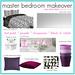 My Bedroom Makeover Design Board