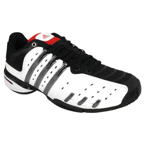 Adidas Barricade V Men S Tennis Shoes White Black 919437 Flickr
