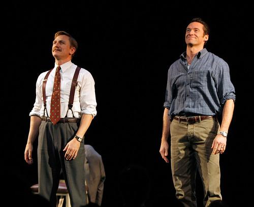 Daniel Craig and Hugh ... Daniel Craig