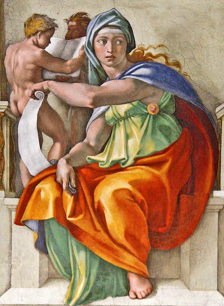 Oil Painting In Italian Renaissance