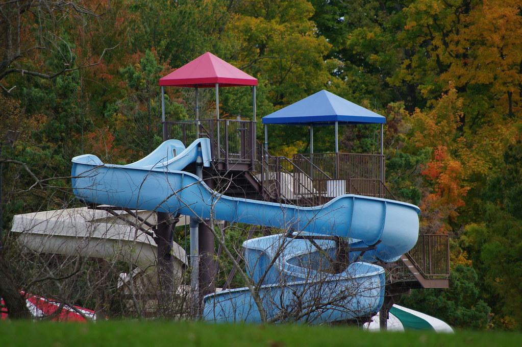Water Slide | A Bloomi...