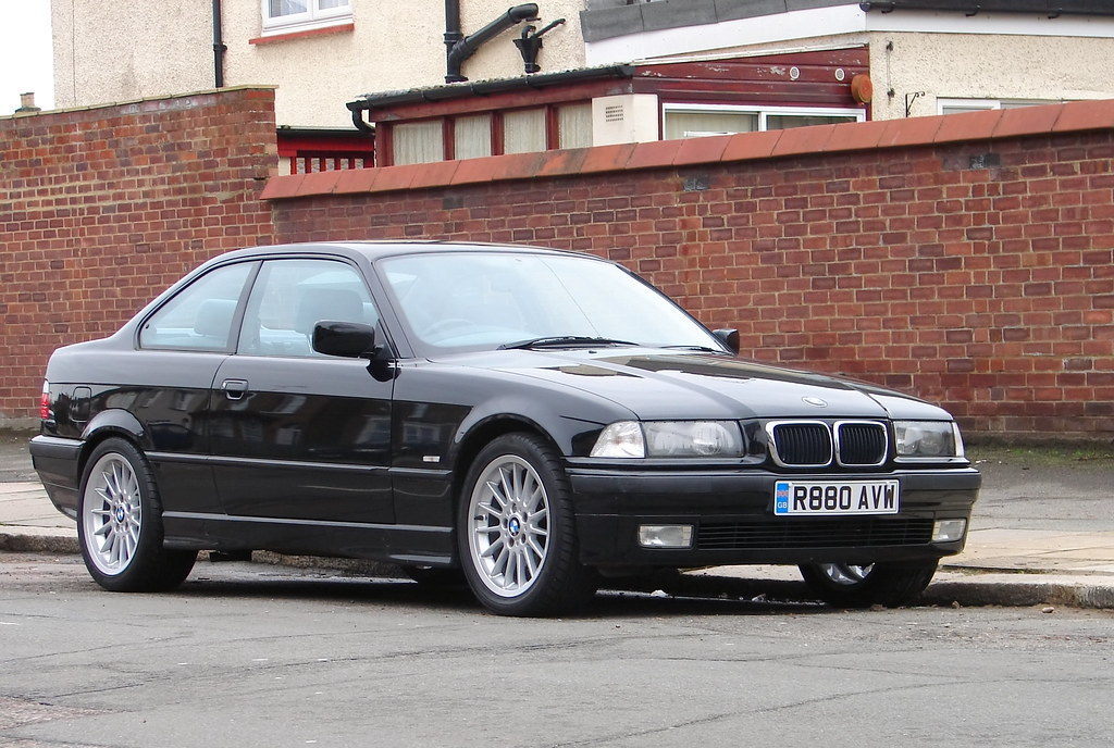 bmw 323i coupe e36 3 series 1998 spectre200 flickr. Black Bedroom Furniture Sets. Home Design Ideas