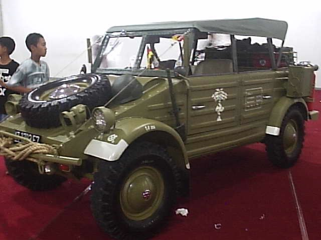 Volkswagen Type 181 Custom Indonesian Say Vw Safari The