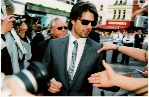 Tom Cruise | by Xavier Rashid