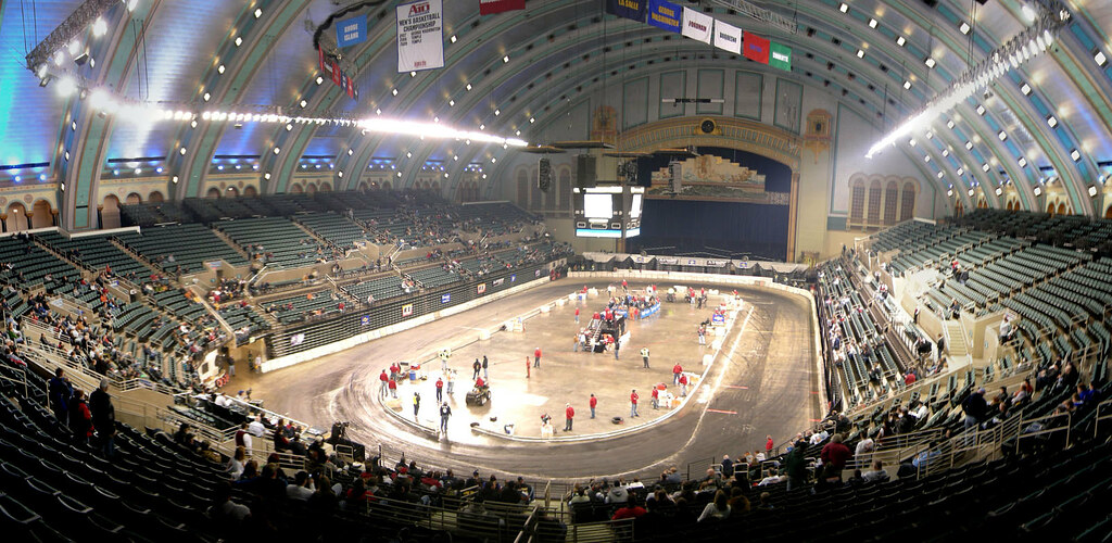 Boardwalk Hall Atlantic City Nj My Dad And I Went To